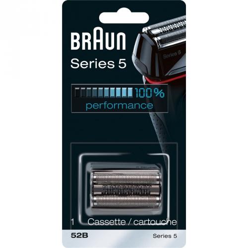 Braun CombiPack Braun Series 5 FlexMotion - 52B černé