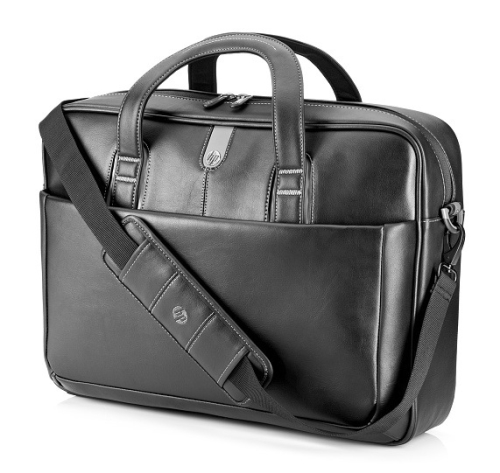 HP Professional Leather Top Load 17,3'' černá