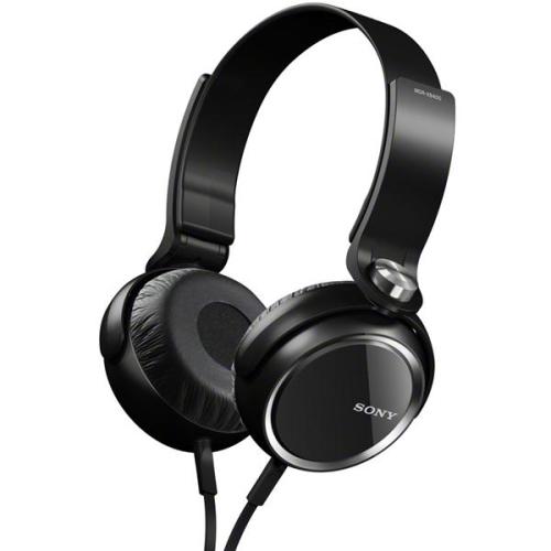 Sony MDR-XB400B černá