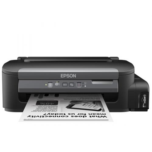 Fotografie Tiskárna inkoustová Epson WorkForce M105, CIS A4, 37str./min, 1440 x 720, WF, US