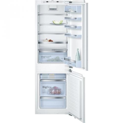 Chladnička s mrazničkou Bosch KIS86AD40 bílé