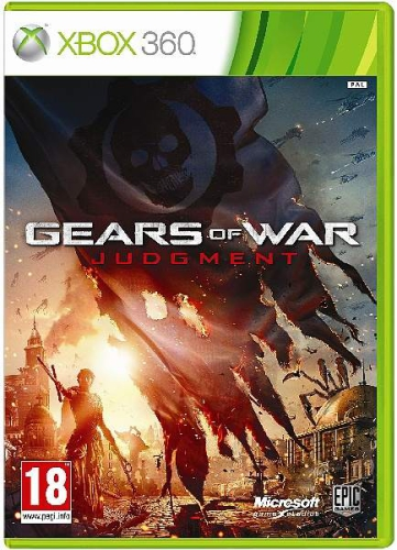 Microsoft Xbox 360 Gears of War: Judgment