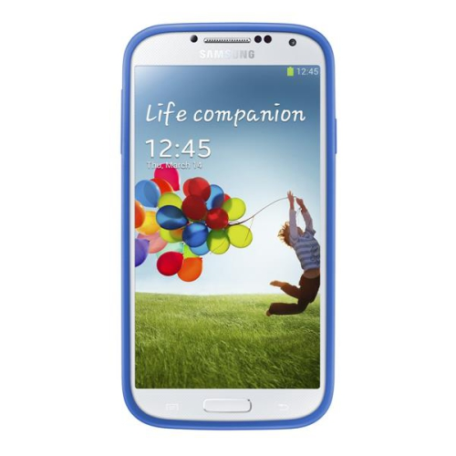 Samsung pro Galaxy S4 (EF-PI950BCEG) modrý