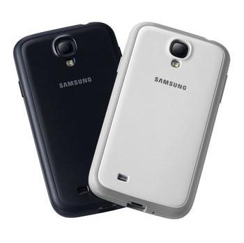 Samsung EF-PI950BNEG pro Galaxy S4 (i9505) černý/modrý
