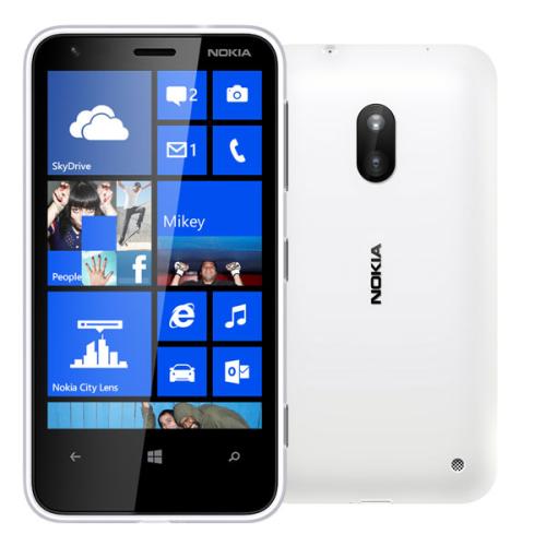 Nokia Lumia 620 bílý