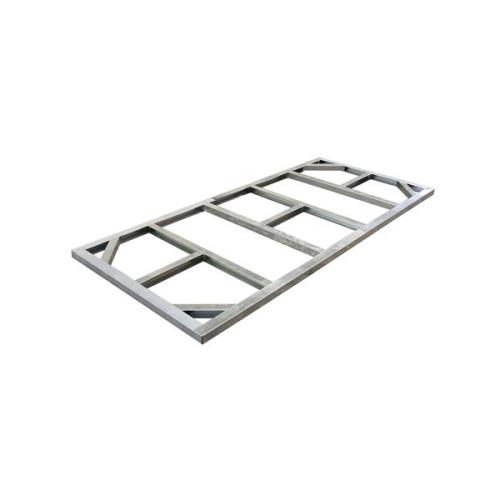 Set (Podlahová konstrukce Duramax pro domek Colossus 7,8 m) + (Podlahová konstrukce Duramax pro domek Colossus - prodlužovací díl)