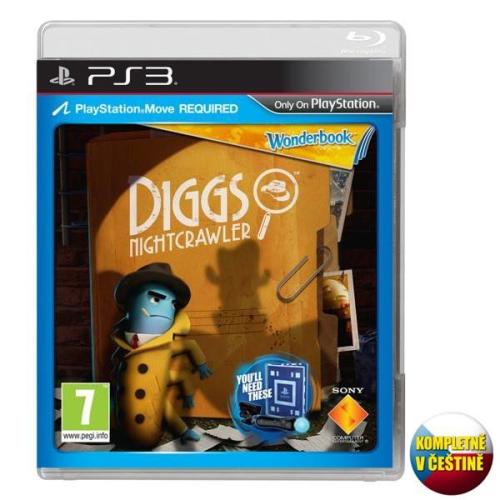 Sony PlayStation 3 Diggs Nightcrawler