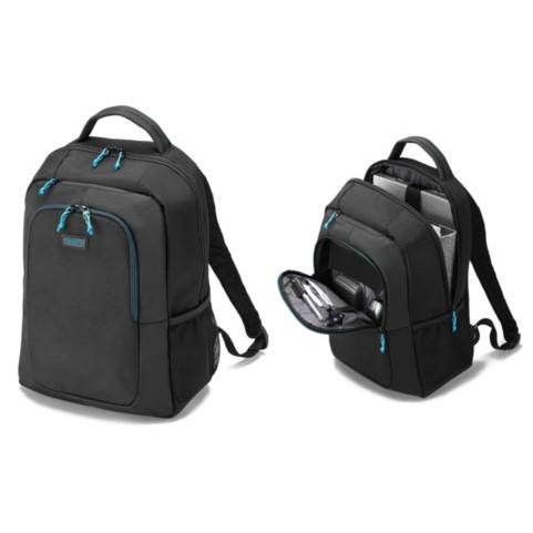 "DICOTA Spin Backpack 15,6"" černá"