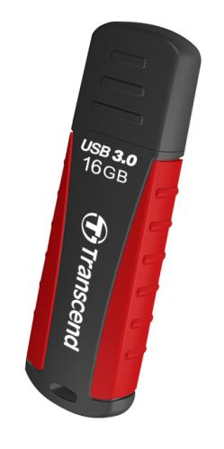 Transcend JetFlash 810 16GB červený