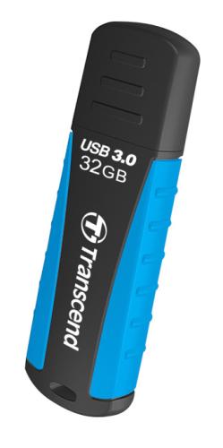 Transcend JetFlash 810 32GB modrý (TS32GJF810)