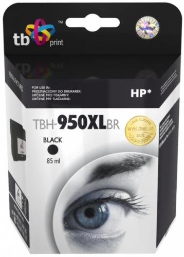 TB HP CN045AE, 85ml - kompatibilní černá