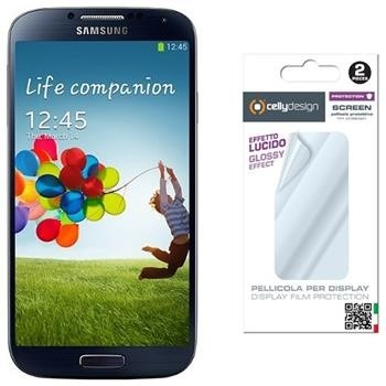 Fotografie Celly pro Samsung Galaxy S4 (2 ks)