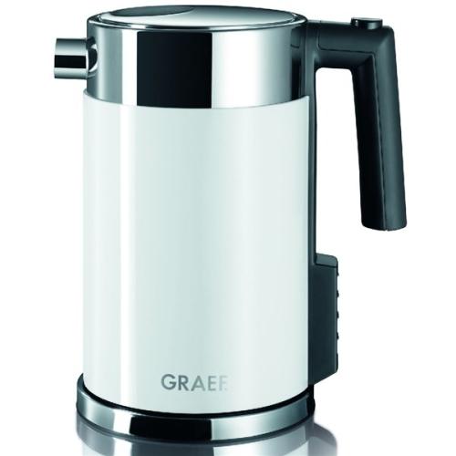 GRAEF WK 701 bílá/nerez