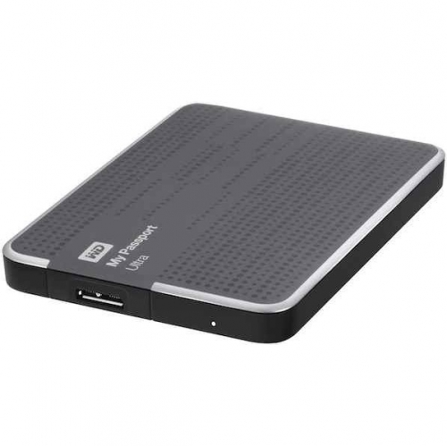 Western Digital My Passport Ultra 2TB USB 3.0 titanium
