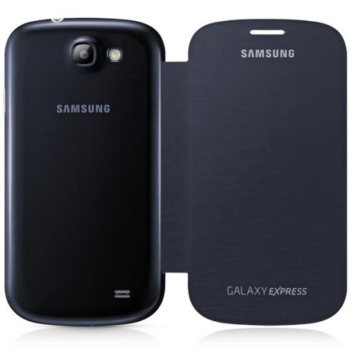 Samsung EF-FI873BLEGWW flip pro Galaxy Express (i8730) modrý