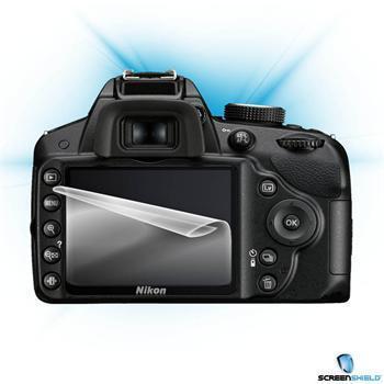 Screenshield na displej pro Nikon D3200