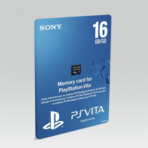 Sony paměťová karta 16GB + ModNation Racers:RTVouch/PSVita (PS719264750)