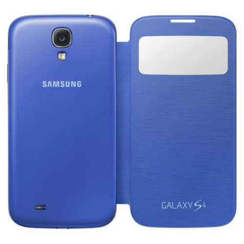 Fotografie Samsung S-View pro Galaxy S4 (EF-CI950BCEG)
