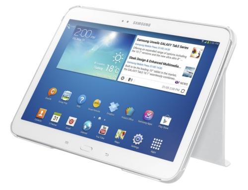 """Samsung pro Galaxy Tab 3 10,1"""" (EF-BP520BW) bílé"""