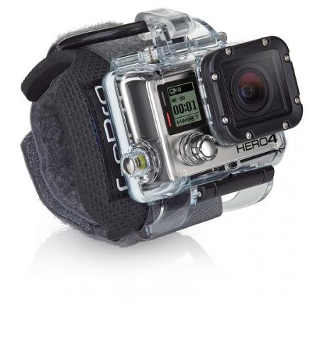 GoPro pro HERO3 kamery s uchycením na zápěstí černé