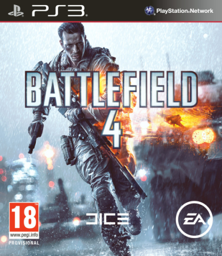 EA PlayStation 3 Battlefield 4