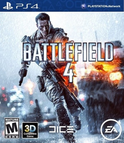EA PlayStation 4 Battlefield 4 (EAP40405)