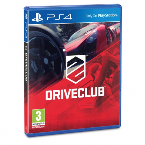 Sony PlayStation 4 DriveClub (PS719277378)