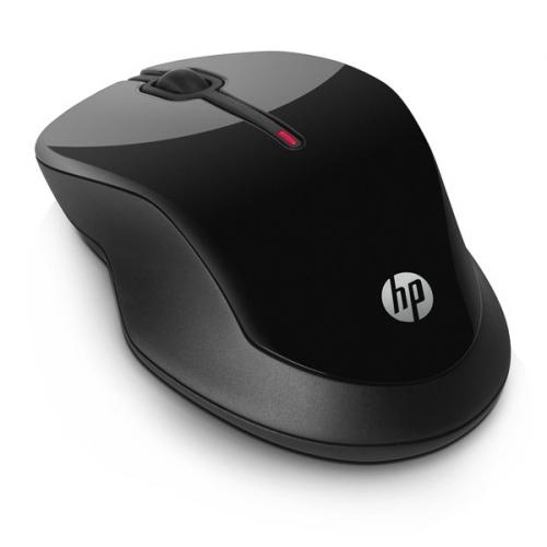 HP Wireless Mouse X3500 černá