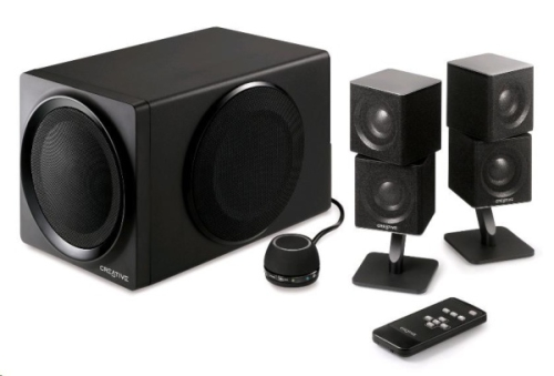 Creative Labs ZiiSound T6 Series II černá