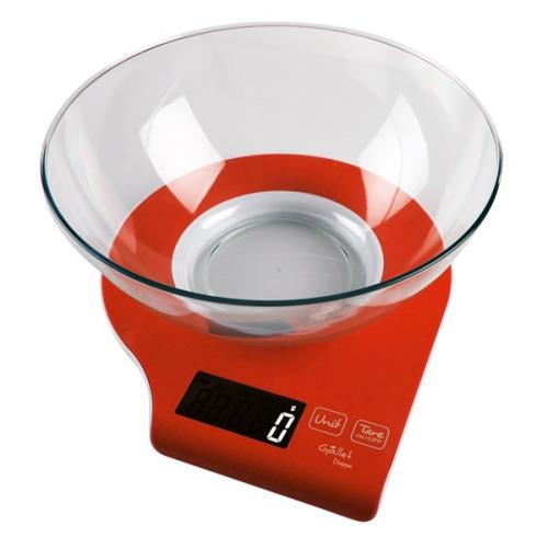 Gallet Dieppe BAC 837 R červená