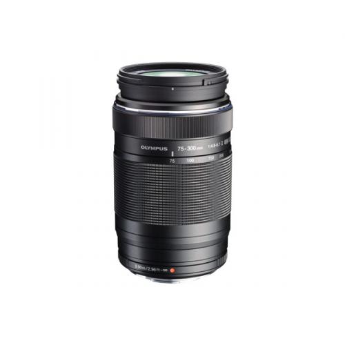 Olympus 75-300mm II / 1:4.8-6.7 (ekv. 150-600mm)