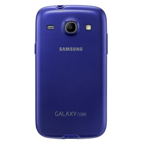 Samsung EF-PI826BL Plus pro Galaxy Core Duos (i8262) modrý
