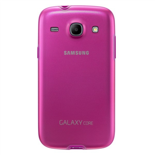 Samsung EF-PI826BP Plus pro Galaxy Core Duos (i8262) růžový