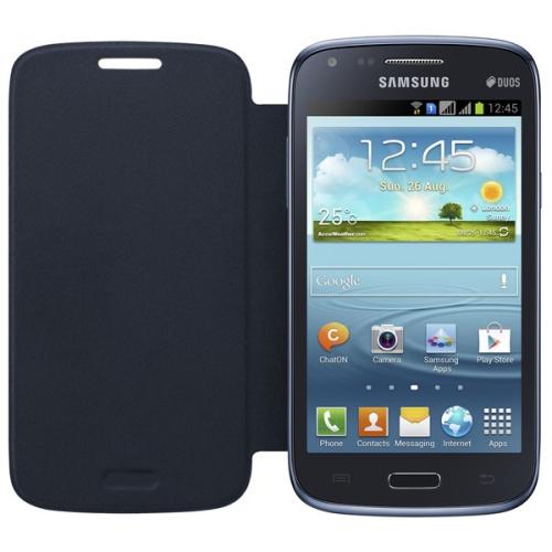 Samsung pro Galaxy Core Duos (EF-FI826BL) modré