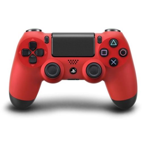 Sony Dual Shock 4 pro PS4 - červený červený