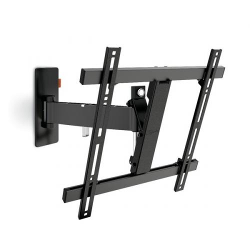 """Držák TV Vogel's W52070 polohovatelný, pro úhlopříčky 32"""" až 55"""", nosnost 20 kg černý + DOPRAVA ZDARMA"""