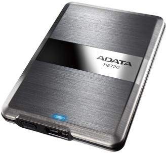 A-Data DashDrive Elite HE720 1TB stříbrný