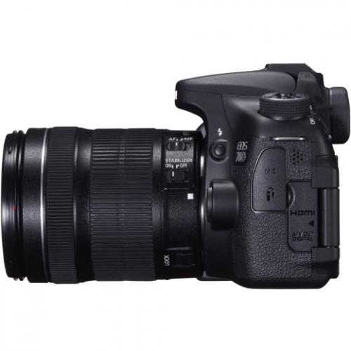 Canon 70D + EF18-135 IS STM