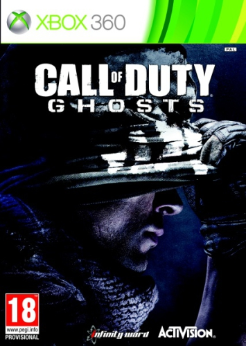 Activision Xbox 360 Call of Duty Ghosts