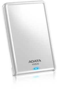 A-Data DashDrive HV620 1TB bílý