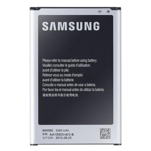 Samsung pro Galaxy Note 3, Li-Ion 3200mAh (EB-B800B) černá