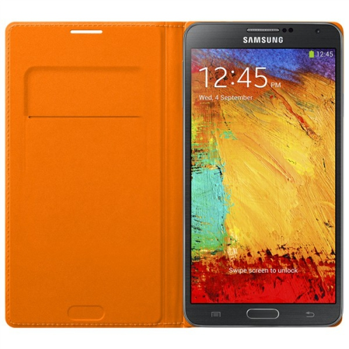 Samsung pro Galaxy Note 3 (EF-WN900B) - Wild orange