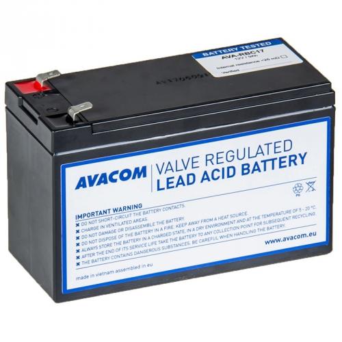 Baterie kit RBC17 - náhrada za APC