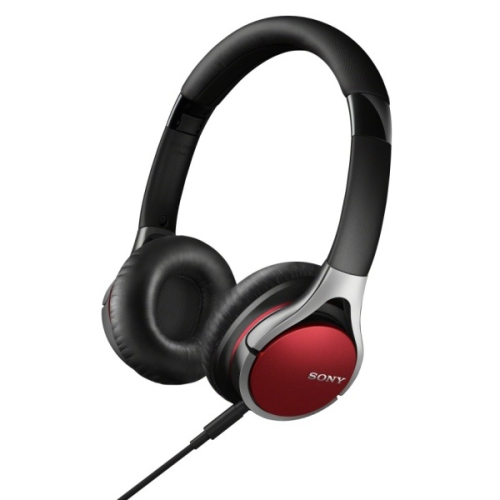 Sony MDR-10RC červená