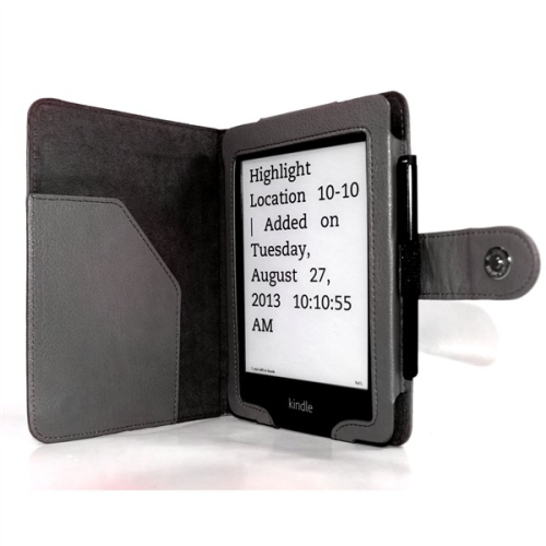 C-Tech AKC-06 pro Amazon Kindle PaperWhite, Wake / Sleep černé