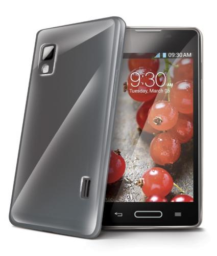 Fotografie Celly Gelskin pro LG Optimus L5 II průhledný (GELSKIN310)