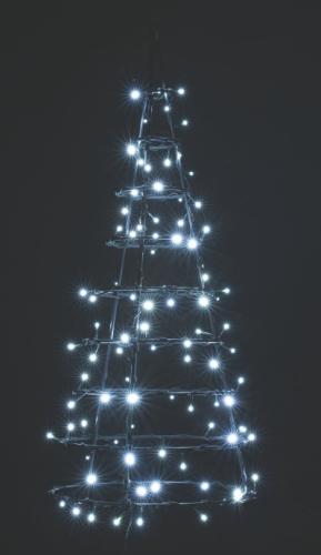 Fotografie EMOS 80 LED, 8m, řetěz, denní bílá, i venkovní použití