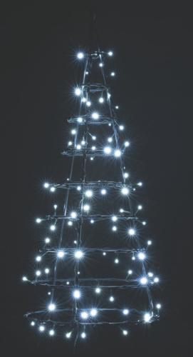 Fotografie EMOS 120 LED, 12m, řetěz, denní bílá, i venkovní použití