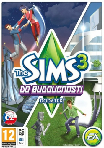 EA PC THE SIMS 3: Do budoucnosti