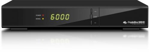 AB Cryptobox 600HD černý